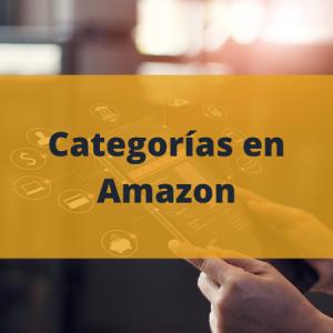categorias amazon producto