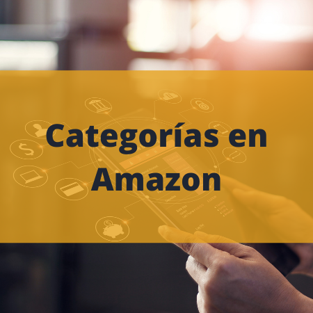 categorias amazon producto